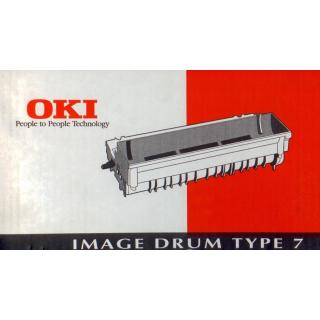 Original OKI Trommel schwarz Type 7 - 41019502 ***