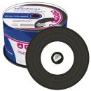 50 MediaRange CD-R Vinyl Rohlinge bedruckbar 52fach 700MB