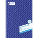 Zweckform Kassenbuch 426 mit Steuerschiene 300