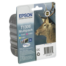 Original Druckerpatronen Epson T1306 Color