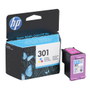 Original Druckerpatrone HP 301 Color - CH562EE