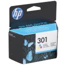 Original Druckerpatrone HP 301 Color - CH562EE