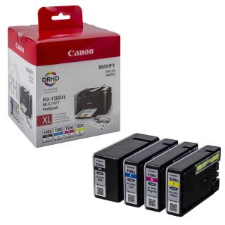Original Druckerpatronen Canon PGI-1500 XL Kombipack - 9182B004