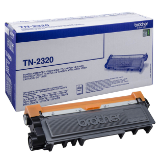 Original Toner brother TN-2320 schwarz