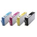4 Original Druckerpatronen HP 364 - N9J73AE