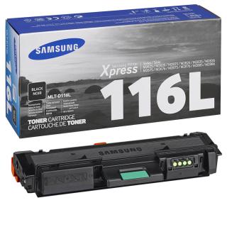 Original Toner Samsung MLT-D116L schwarz