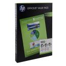 Original Druckerpatronen-Set HP 935 XL Color - F6U78AE