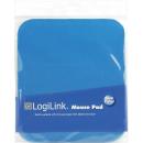 LogiLink blaues flaches Mauspad - ID0097