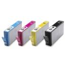 4 Original Druckerpatronen HP 364 XL - N9J74AE