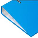 Ordner blau breit mit Einsteckschild Donau Klassik