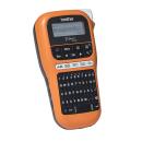 brother P-touch E110 Beschriftungsgerät orange