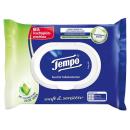 Tempo Feuchtes Toilettenpapier Aloe Vera 42 Blatt sanft...