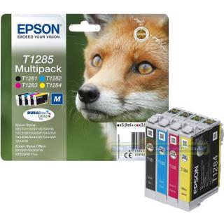 Original Druckerpatronen Epson T1285 Multipack