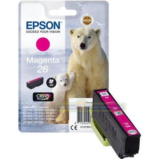 Original Druckerpatrone Epson T2613 Magenta