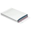 100 Faltentaschen B4 weiß - 829242