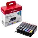 Original Druckerpatronen Canon PGI-550/CLI-551 Multipack...