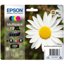 Original Druckerpatronen Epson T1816 XL Multipack
