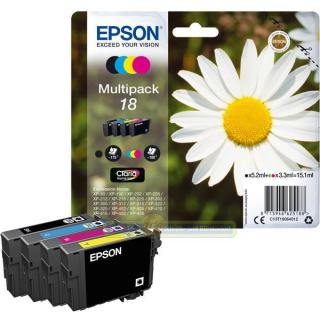 Original Druckerpatronen Epson T1806 Multipack