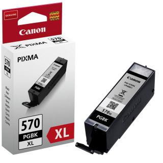 Original Druckerpatrone Canon PGI-570 XL PGBK schwarz - 0318C001