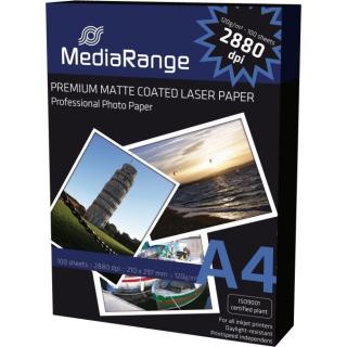 100 Blatt Fotopapier für Laserdrucker A4 Matt 120g Photo Paper MRINK106