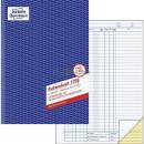 Zweckform Kassenbuch 1756 mit Steuerschiene 300