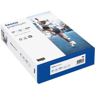 500 Blatt Kopierpapier Inapa tecno Premium A4
