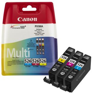 Original Druckerpatronen Canon CLI-526 Multipack Color - 4541B009