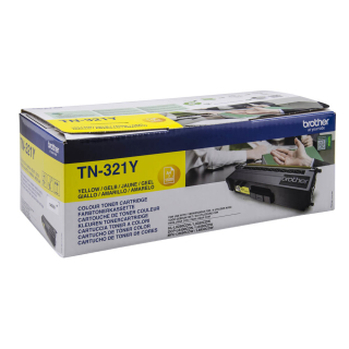Original Toner brother TN-321 gelb