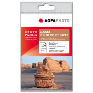 Agfa Fotopapier 10x15, 210g/m² 100 Blatt