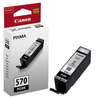 Original Druckerpatrone Canon PGI-570 PGBK schwarz - 0372C001