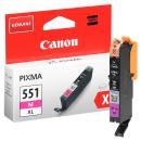 Original Druckerpatrone Canon CLI-551 M XL magenta -...