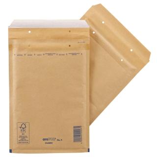 100 Luftpolstertaschen Gr. D 4 aroFOL® CLASSIC 180x265mm