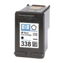 Original Druckerpatrone HP 338 schwarz - C8765EE
