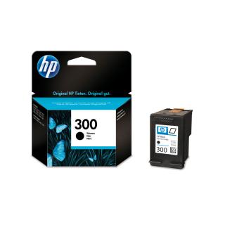Original Druckerpatrone HP 300 schwarz - CC640EE