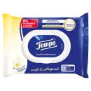 Tempo Feuchtes Toilettenpapier 42 Blatt Nachfüllpack...