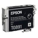 Original Druckerpatrone Epson T0891 schwarz