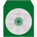 100 CD Papier Hüllen bunt