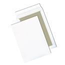 100 Papprückwand-Versandtaschen C4 Weiß