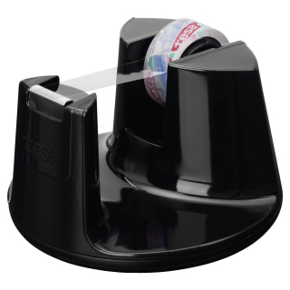 tesa Tischabroller Easy Cut Compact schwarz - 53827