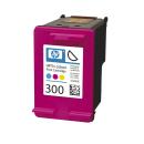 Original Druckerpatrone HP 300 Color - CC643