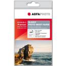 Agfa Fotopapier 10x15, 240g/m², 100 Blatt