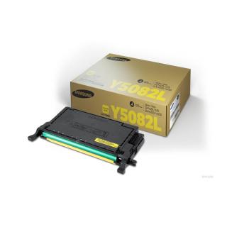 Original Toner SAMSUNG CLT-Y5082L gelb