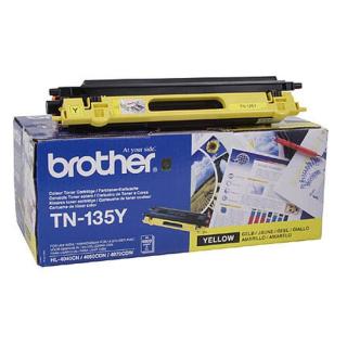 Original Toner brother TN-135 Gelb