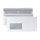 1.000 Briefumschläge DIN lang MIT Fenster
