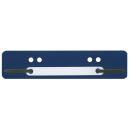 100 Heftstreifen PP blau - 2011000412