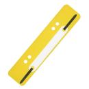 100 Heftstreifen PP gelb - 2011000212