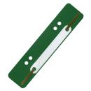 100 Heftstreifen PP grün - 2011000112