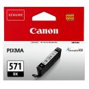 Original Druckerpatrone Canon CLI-571 BK fotoschwarz - 0385C001