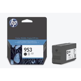 Original HP 953 schwarz Druckerpatrone - L0S58AE