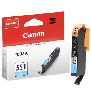 Original Druckerpatrone Canon CLI-551 C Cyan - 6509B001